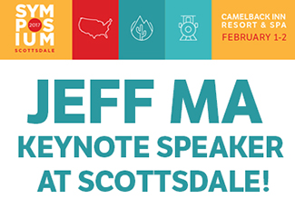 Jeff Ma, infamous member of the MIT Blackjack Team, Keynote Speaker at Symposium Scottsdale!