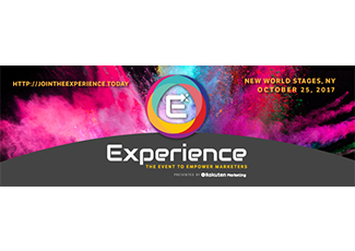 Attend Experience 2017!