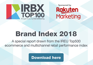 The 2018 Brand Index, Produced in Partnership with Internet Retailing