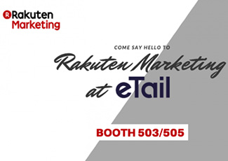 Rakuten Marketing is Exhibiting at eTail West 2018