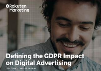 Whitepaper: Defining the GDPR Impact on Digital Advertising