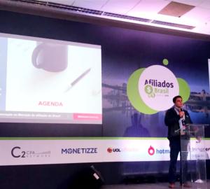 Rafael Bonfá, Gerente de Marketing e da Rede de Afiliados da Rakuten