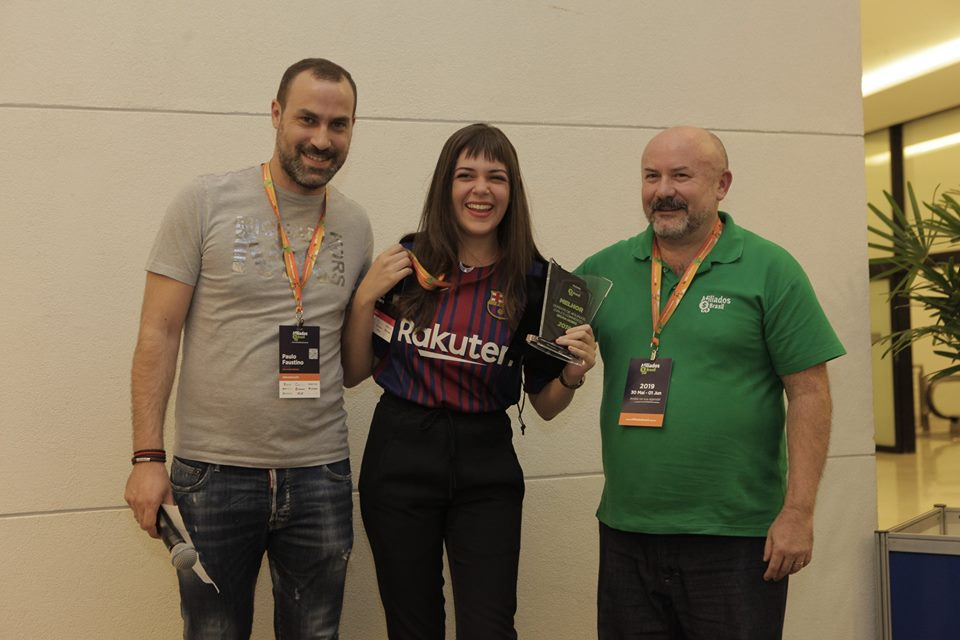 Afiliados Brasil 2018: Rakuten Marketing Tem Presença Marcante, Serviço Reconhecido E Ganha Prêmio Importante