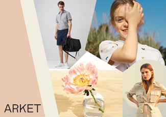 Arket, the Modern-Day Market, has launched with The Rakuten Marketing Affiliate Network