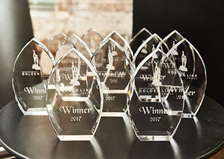 Finalist for the Golden Link Awards Asia-Pacific Announced