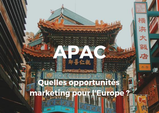 Infographie : Asie-Pacifique, quelles opportunités marketing pour l'Europe ?
