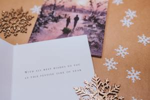 holiday marketing strategies, christmas card day, holiday business tips