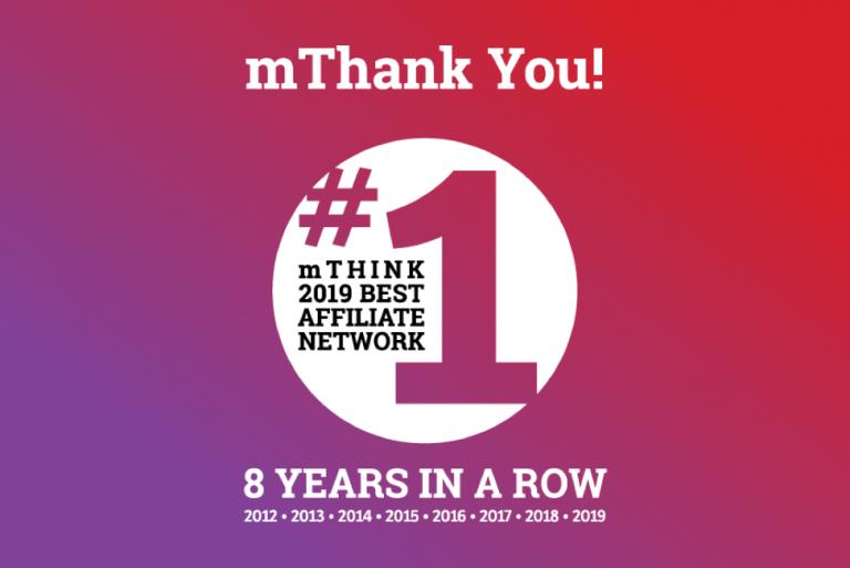 Rakuten Affiliate Network élu n°1 pour la huitième fois