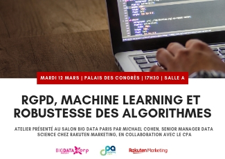 Rakuten Marketing prend la parole au salon Big Data Paris