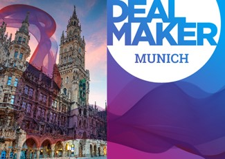 Anmeldung für DealMaker Munich ist eröffnet!
