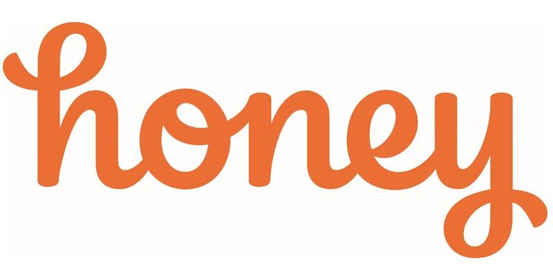 Honey Logo in Orange