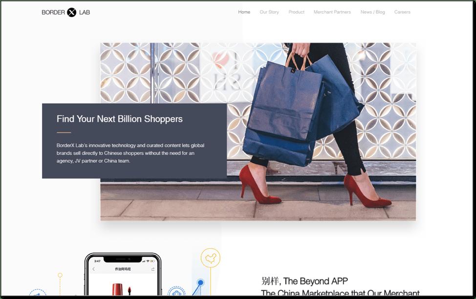 borderx lab, global publisher network