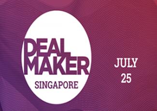 DealMaker Singapore Agenda Announced