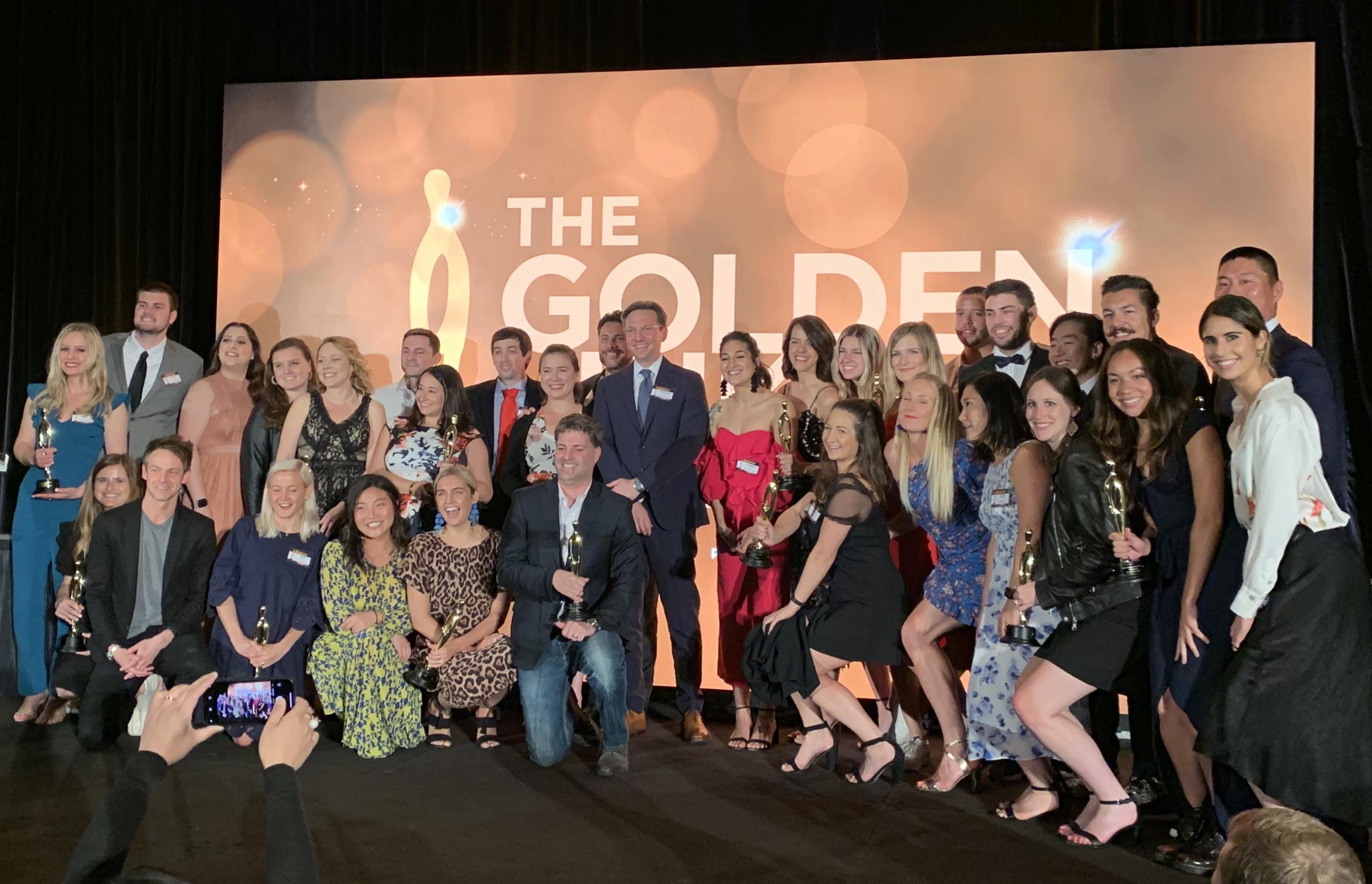 golden link award winners
