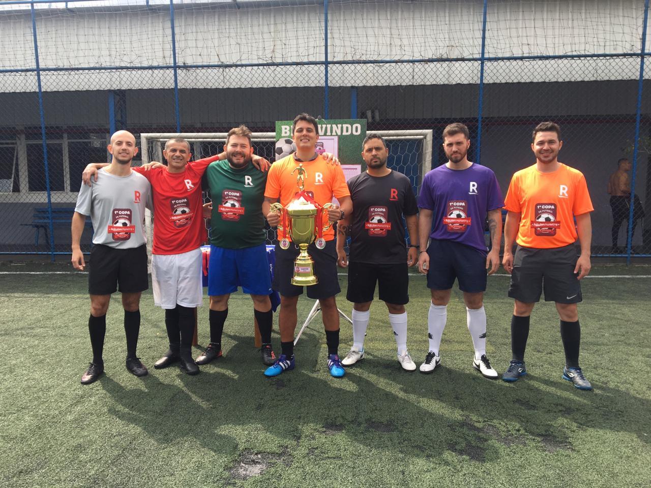 Copa Rakuten Marketing de Futebol reuniu parceiros do programa de afiliados em dia de muita confraternização
