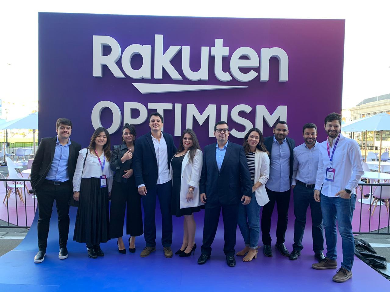 Rakuten Optimism 2019: #tbt da viagem que reuniu o time da Rakuten Marketing Brasil e convidados durante cinco dias em São Francisco
