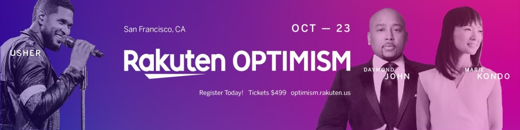 rakuten optimism 2019, musical act for rakuten optimism