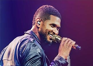Usher será a atração musical do Rakuten Optimism 2019