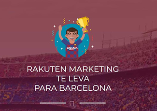 Rakuten Marketing Brasil leva afiliado para Barcelona