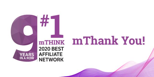 mthink Affiliate-Netzwerk Nr. 1