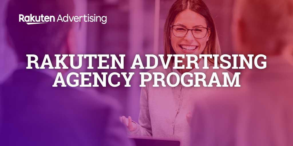 rakuten advertising agency program