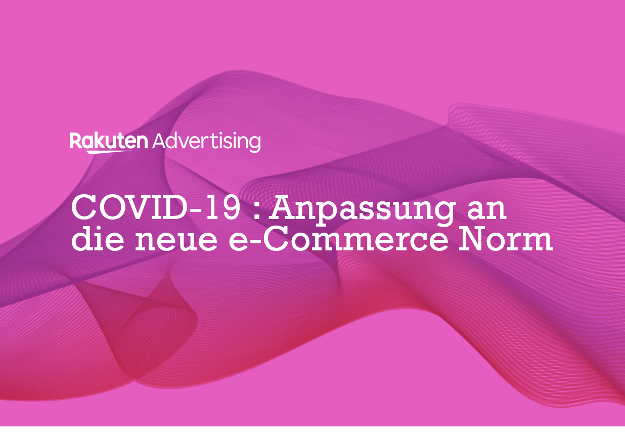 COVID19 – Anpassung an die neue e-Commerce Norm
