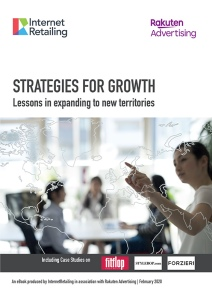 Internet Retailing Strategies for Growth report cover