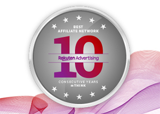 Rakuten Advertising named #1 Affiliate Network