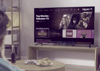 Rakuten TV lance de nouvelles chaînes