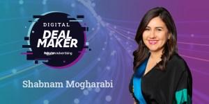 Shabnam Mogharabi, SoulPancake, Will Keynote Digital Dealmaker 2021