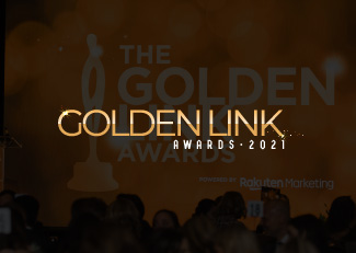 2021 Rakuten Advertising Golden Link Award Winners